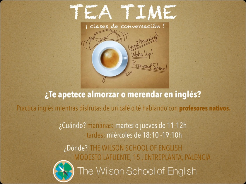 teatime poster sep 19